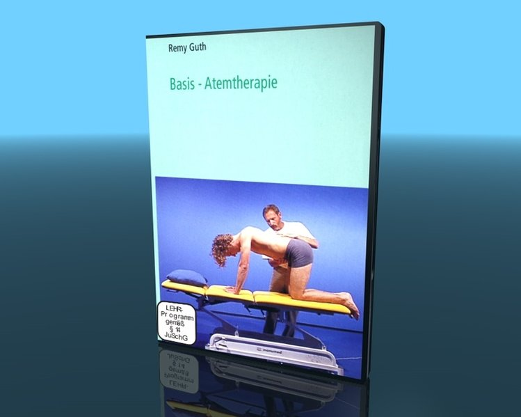 Basis-Atemtherapie, 1 DVD als DVD