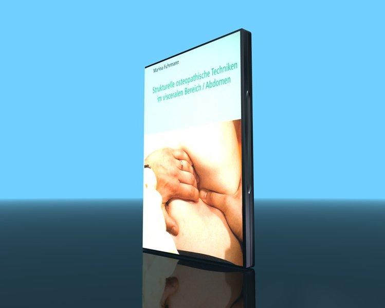 Strukturelle osteopathische Techniken im visceralen Bereich / Abdomen, DVD als DVD