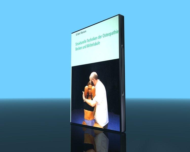 Strukturelle Techniken in der Osteopathie. DVD