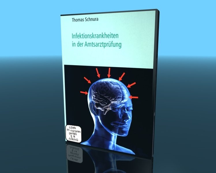 Infektionskrankheiten in der Amtsarztprüfung. DVD als DVD
