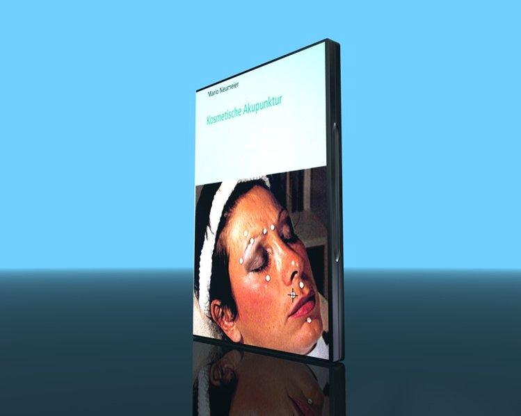 Kosmetische Akupunktur, 1 DVD als DVD