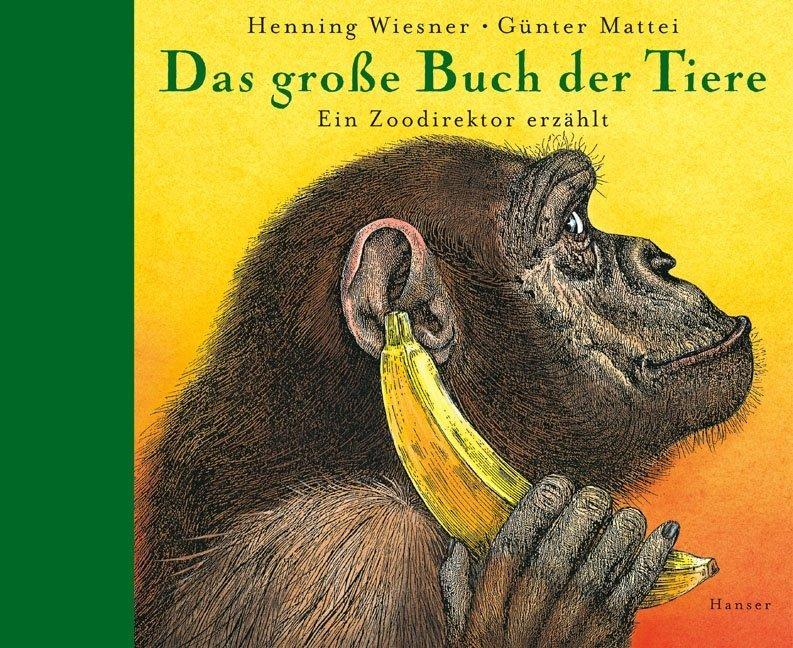 Das große Buch der Tiere als Buch
