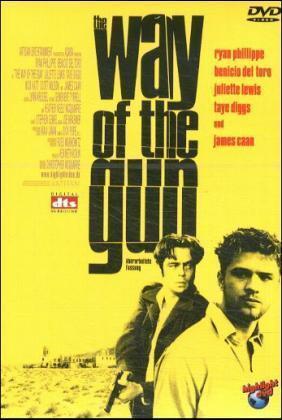 Way of the Gun als DVD