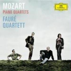 Klavierquartette KV 478 & 493 als CD