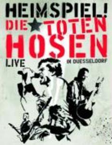 Die Toten Hosen - Heimspiel: Live in Düsseldorf als DVD
