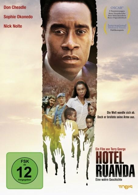Hotel Ruanda als DVD