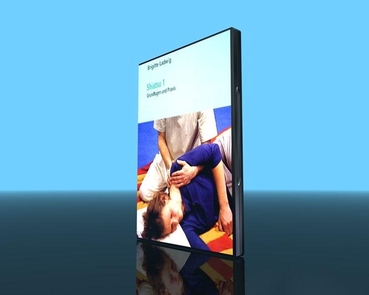 Shiatsu 1. DVD als DVD