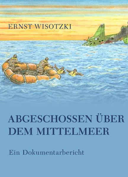 Abgeschossen über dem Mittelmeer als Buch