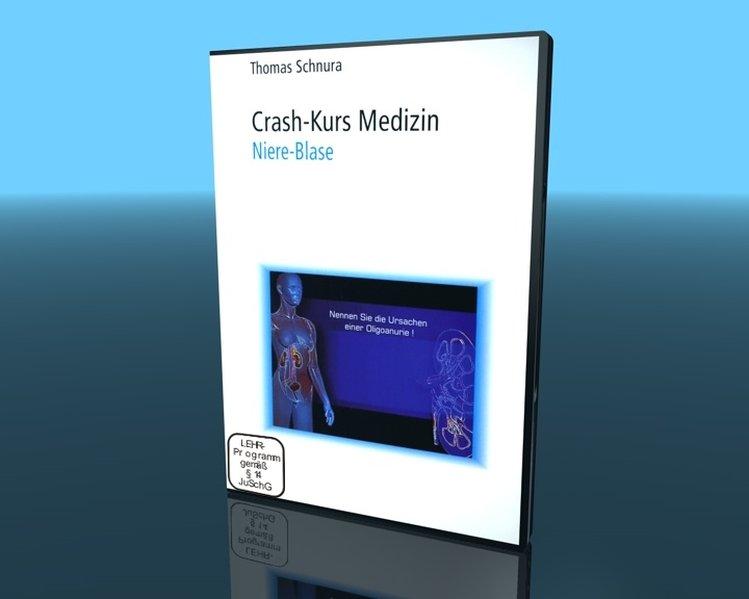 Crash-Kurs Medizin, Niere - Blase, 1 DVD als DVD