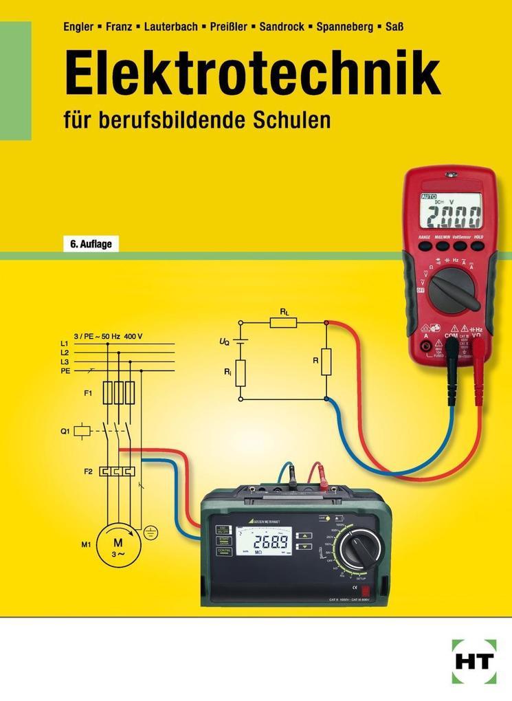 Elektrotechnik für berufsbildende Schulen als Buch