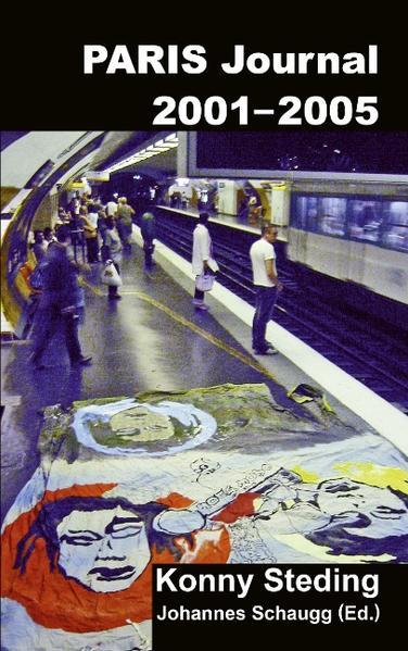 Paris Journal 2001-2005 als Buch