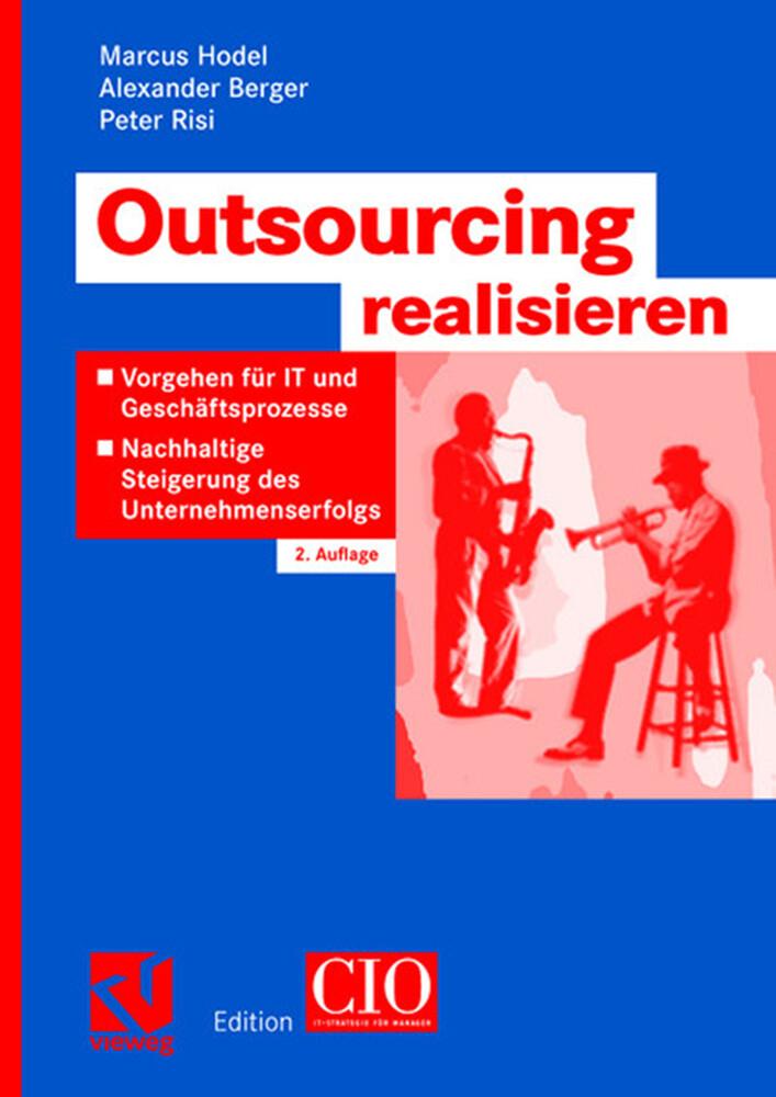 Outsourcing realisieren als Buch