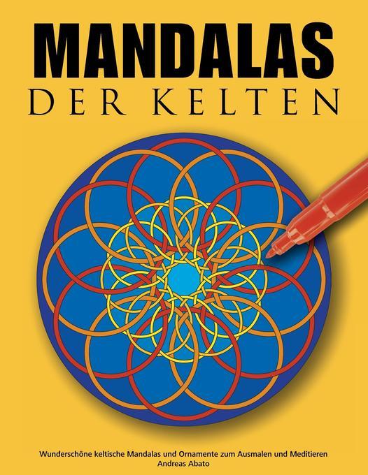 Mandalas der Kelten als Buch