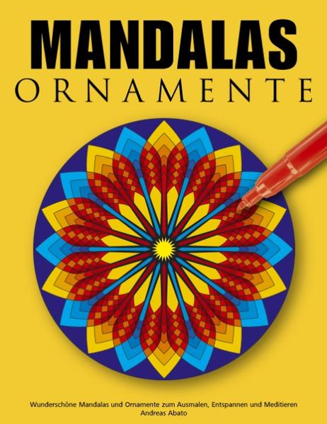 Mandalas Ornamente als Buch
