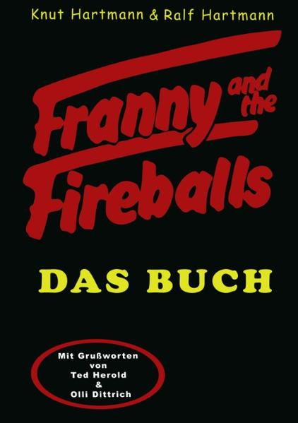 Franny and the Fireballs als Buch