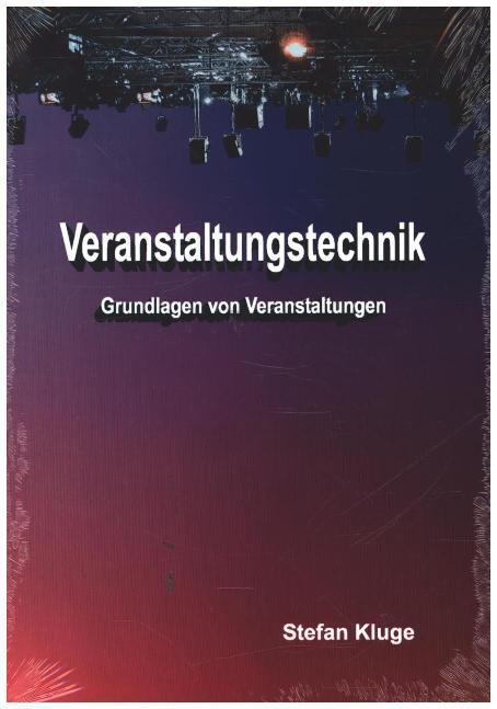 Veranstaltungstechnik als Buch