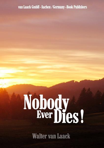 Nobody Ever Dies! als Buch