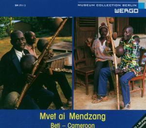 Mvet Ai Mendzang-Die Musik Der Beti In als CD
