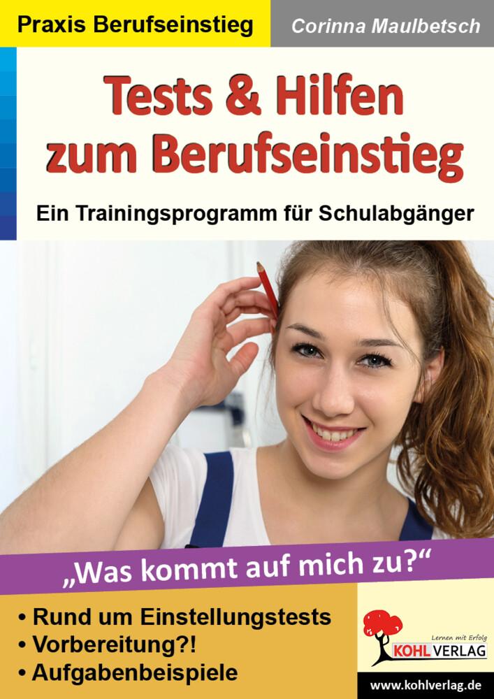 Tests und Hilfen zum Berufseinstieg als Buch