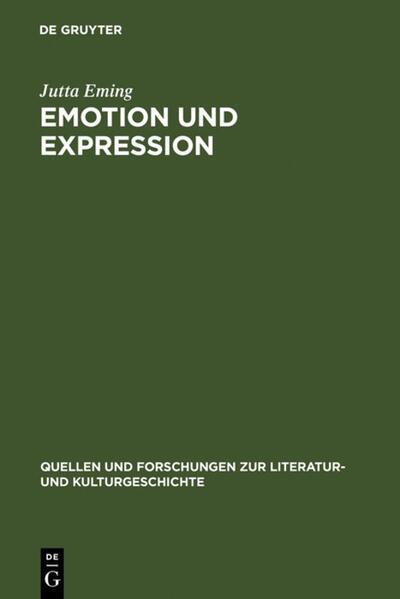 Emotion und Expression als Buch