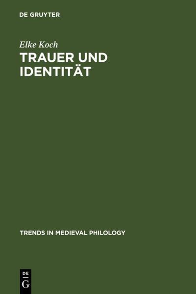 Trauer und Identität als Buch