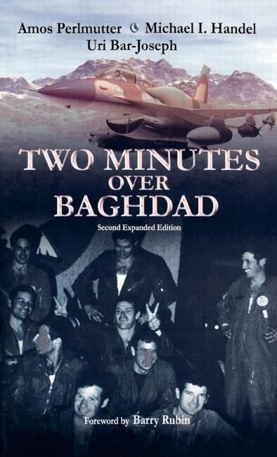 Two Minutes Over Baghdad als Buch