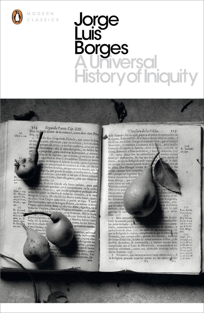 A Universal History of Iniquity als Taschenbuch
