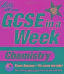 GCSE CHEMISTRY als Taschenbuch