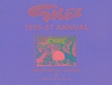 Giles Annual 1956-57 als Taschenbuch