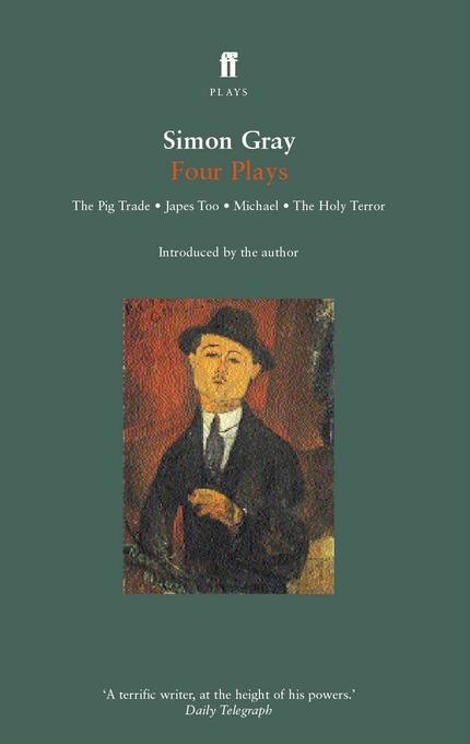 Simon Gray Four Plays als Taschenbuch