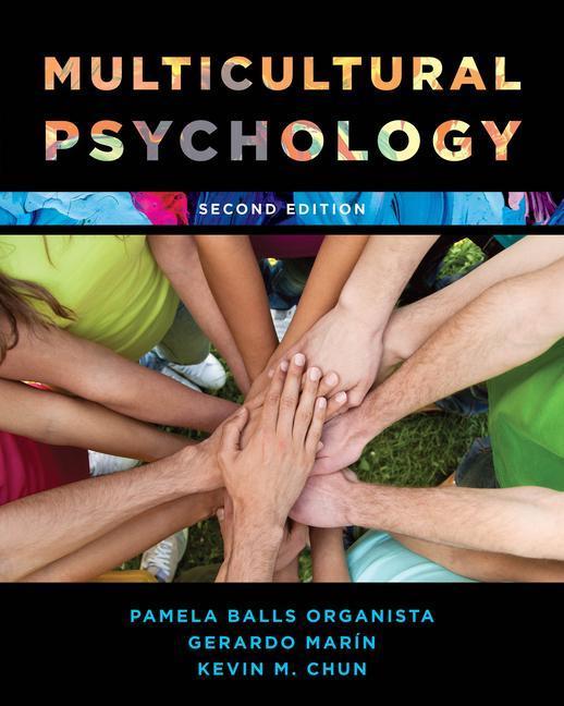 Multicultural Psychology als Taschenbuch