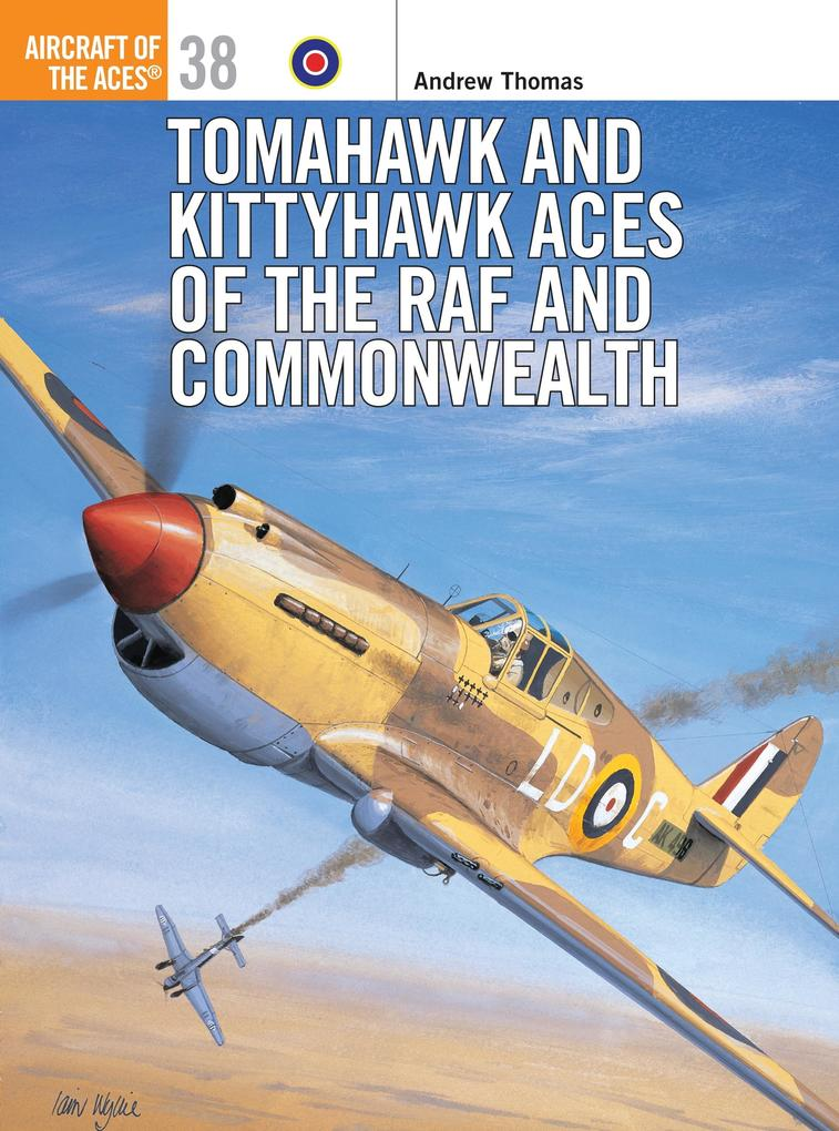 Tomahawk and Kittyhawk Aces of the RAF and Commonwealth als Taschenbuch