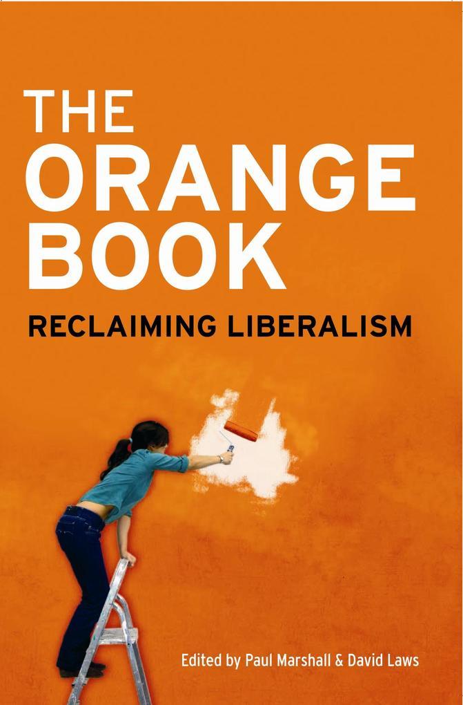 Orange Book als Taschenbuch