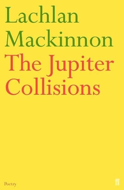 The Jupiter Collisions als Taschenbuch