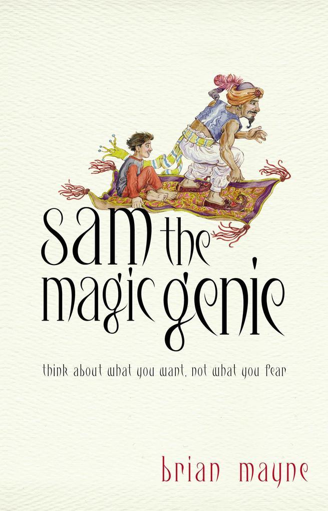 Sam The Magic Genie als Taschenbuch