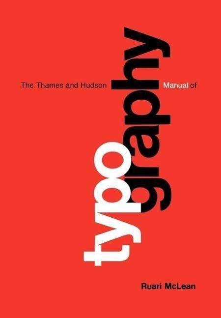 Thames & Hudson Manual of Typography als Taschenbuch