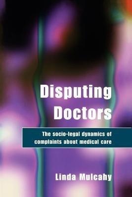 Disputing Doctors als Taschenbuch