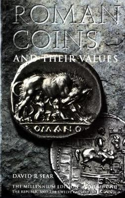 Roman Coins and Their Values Volume 1 als Buch