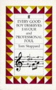 Every Good Boy Deserves Favour & Professional Foul als Taschenbuch