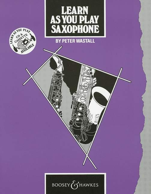 Learn as You Play Saxophone als Taschenbuch