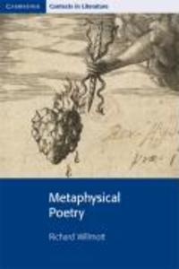 Metaphysical Poetry als Taschenbuch