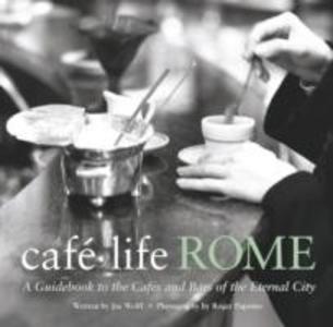 Cafe Life Rome als Taschenbuch