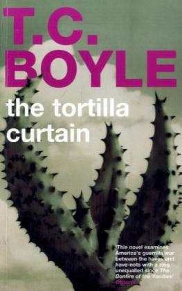 The Tortilla Curtain als Taschenbuch