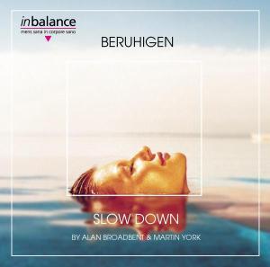 Slow Down/Beruhigen als CD