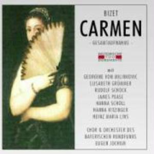 Carmen als CD