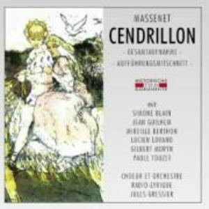 Cendrillon (GA) als CD