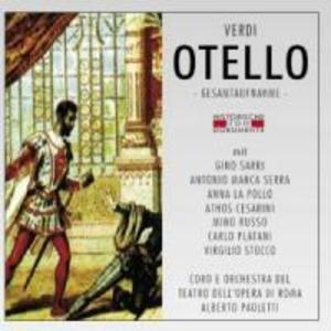Otello als CD