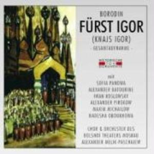 Fürst Igor als CD