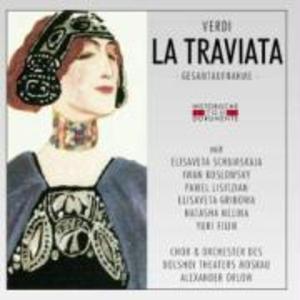 La Traviata als CD