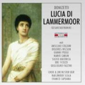 Lucia Di Lammermoor (GA) als CD